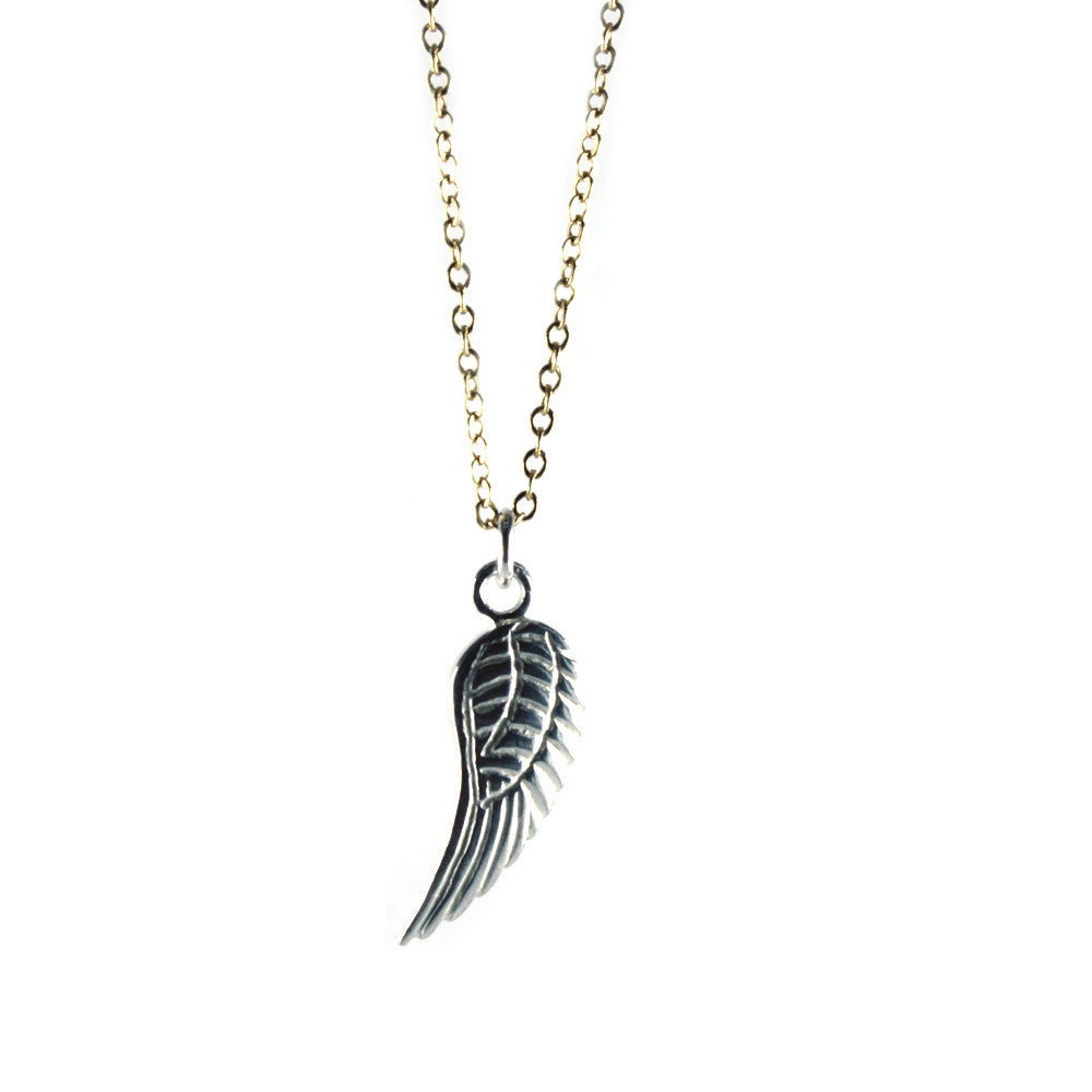 New Mum Angel Wing Necklace