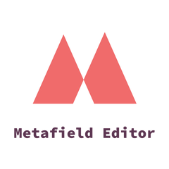 Simple Metafields Editor
