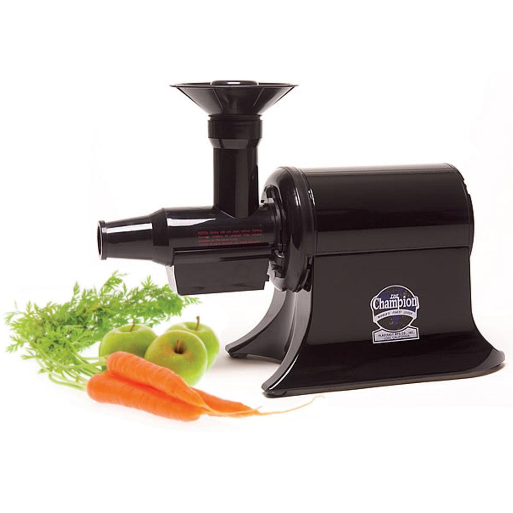 Champion Household Juicer - Black