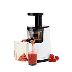 Hurom HH Premium Slow Juicer in Action