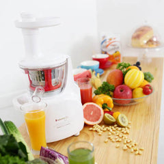 Kuvings Silent Juicer on Table