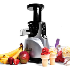Kuvings Frozen Dessert Maker / Mincing Attachment with Desserts