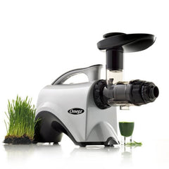 Omega NC800HDS Juicer with Wheatgrass