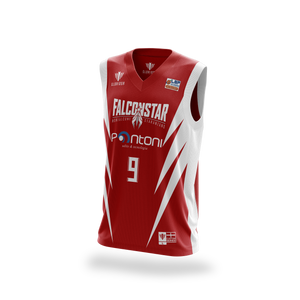 Canotta basket Falconstar Monfalcone 2019 2020 - Away
