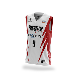 Canotta basket Falconstar Monfalcone 2019 2020 - Home