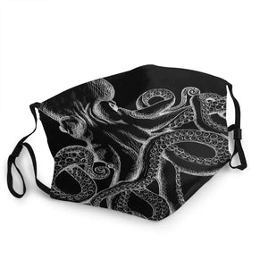 Scuba Diving Face Masks: Octopus Love
