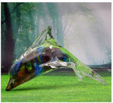 Glass Sculpture: Underwater world