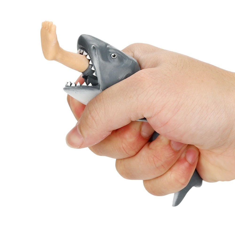 Anti Stress Squeeze Ball Hungry Shark