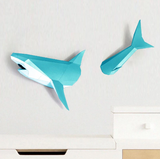 Wall Decoration: Paper Shark
