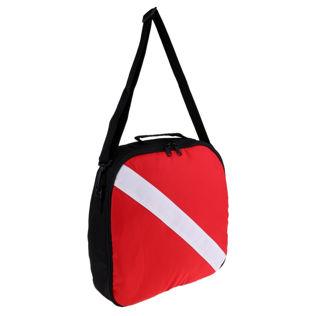 Regulator Bag: Dive Flag Shoulder Strap Bag