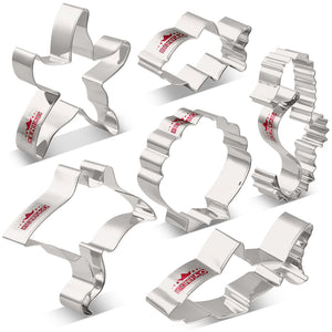 Ocean Cookie Cutter - 6 pieces