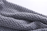 Knitted Shark Blanket Cover: ideal for Children or Dogs