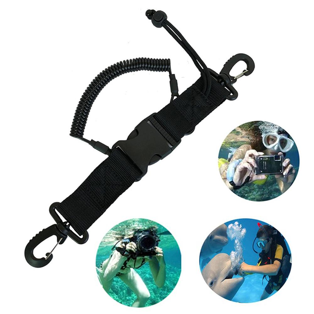 Durable Scuba Diving Camera Safety Rope