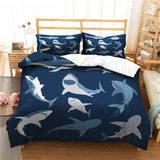 Bedding Sheet: Sharks