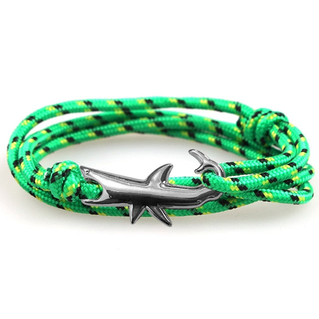 Shark Bracelets - Multiple Colours