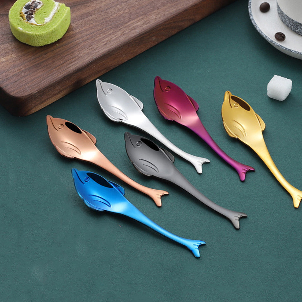 Dolphin Coffee Tea Spoon