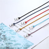 Little Whale Bracelet - various colours