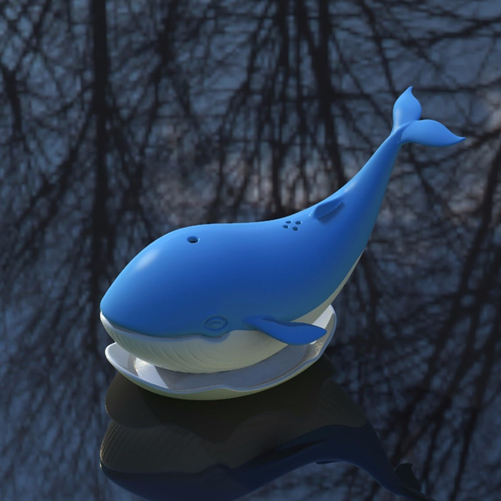 Tea Infuser: Silicone Whale shape