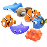 Diving Toys - Above your tank