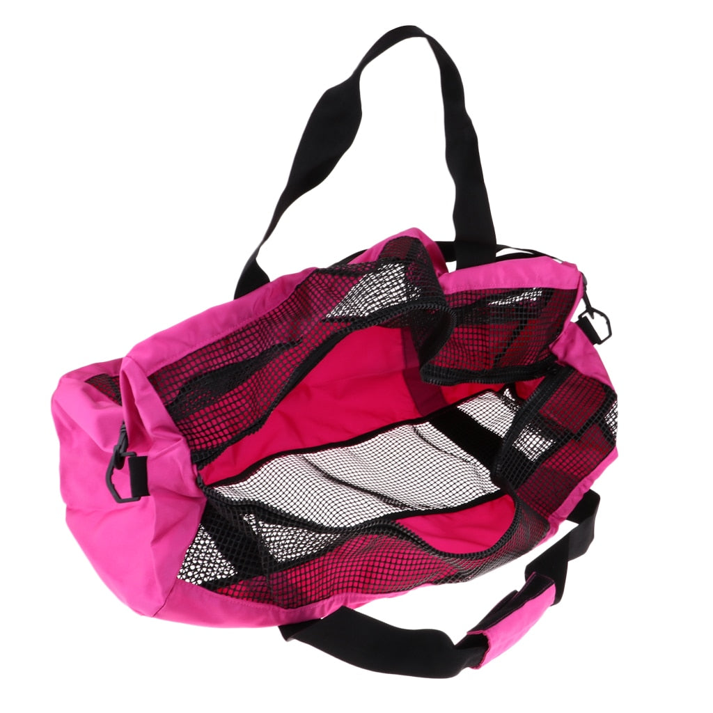 Storage Bag: Durable Mesh Bag - 4 colours