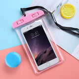 Universal Waterproof Phone Case - Multiple Colours