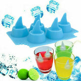 Sharky Ice Cubes (set of 2 pieces)