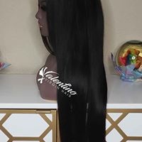 "32 "" Malaysian Virgin Hair Straight Wig POS"