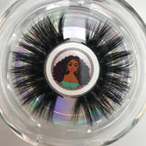 Sheba  25mm Mink Lashes