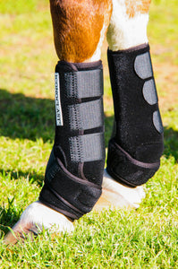 Iconoclast Rehabilitation Boot