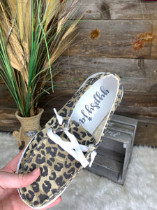 Leopard Holly Shoes
