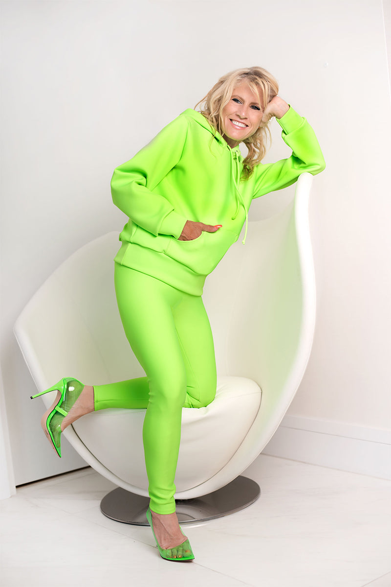 Sweet Lime Green (2 Piece Set)
