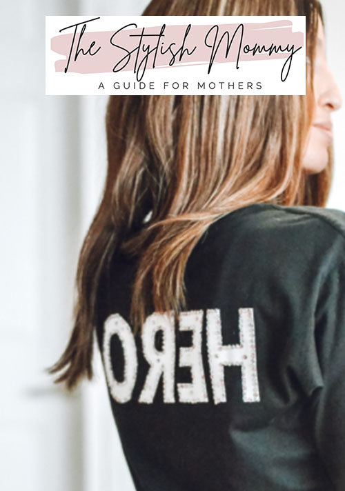 The Stylish Mommy features Donna Leah Designs