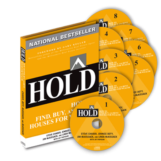 HOLD: Book & Audio