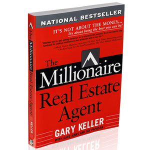 The Millionaire Real Estate Agent Case Subscription