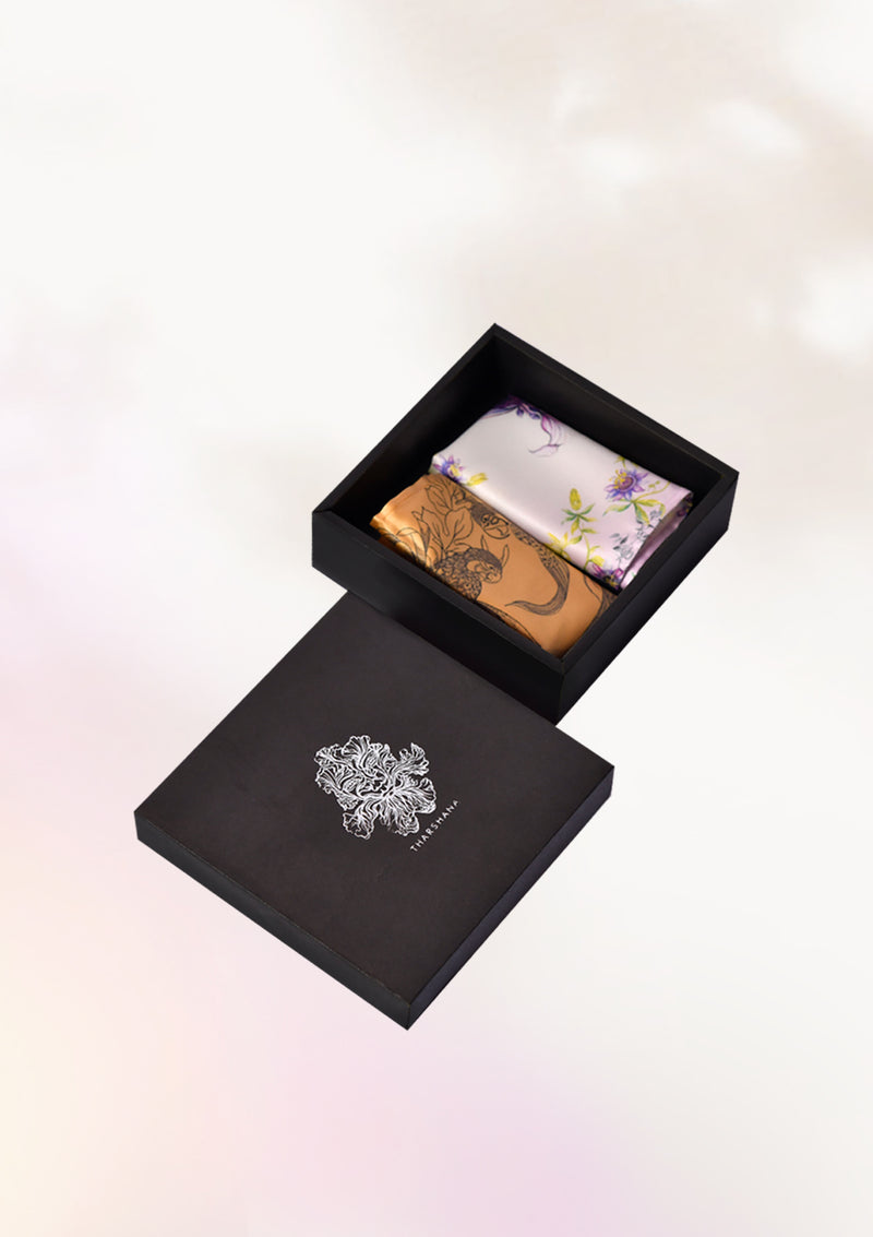 Mythical Pocket Square Gift Box