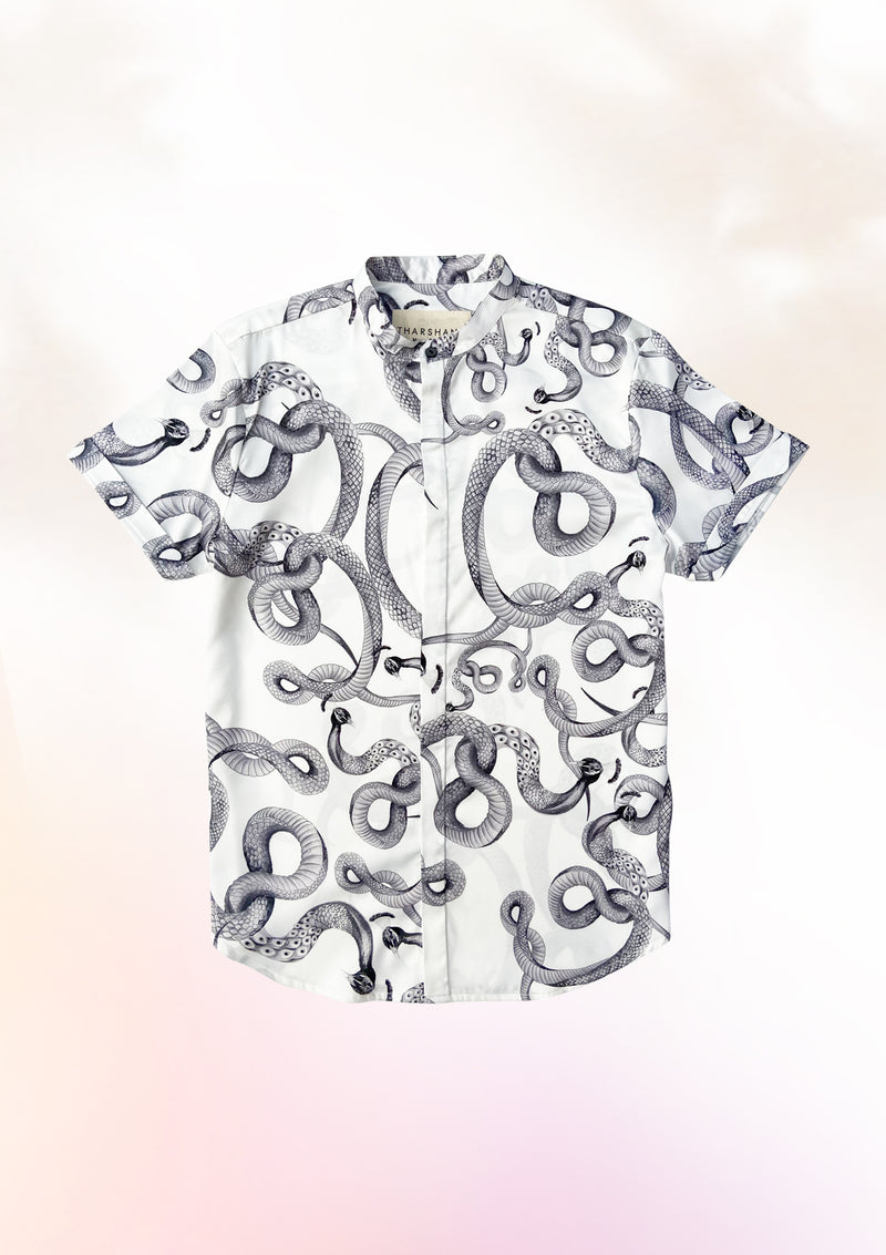 Mythical Serpent Mono Shirt