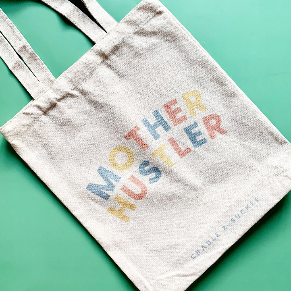 Mother Hustler Tote
