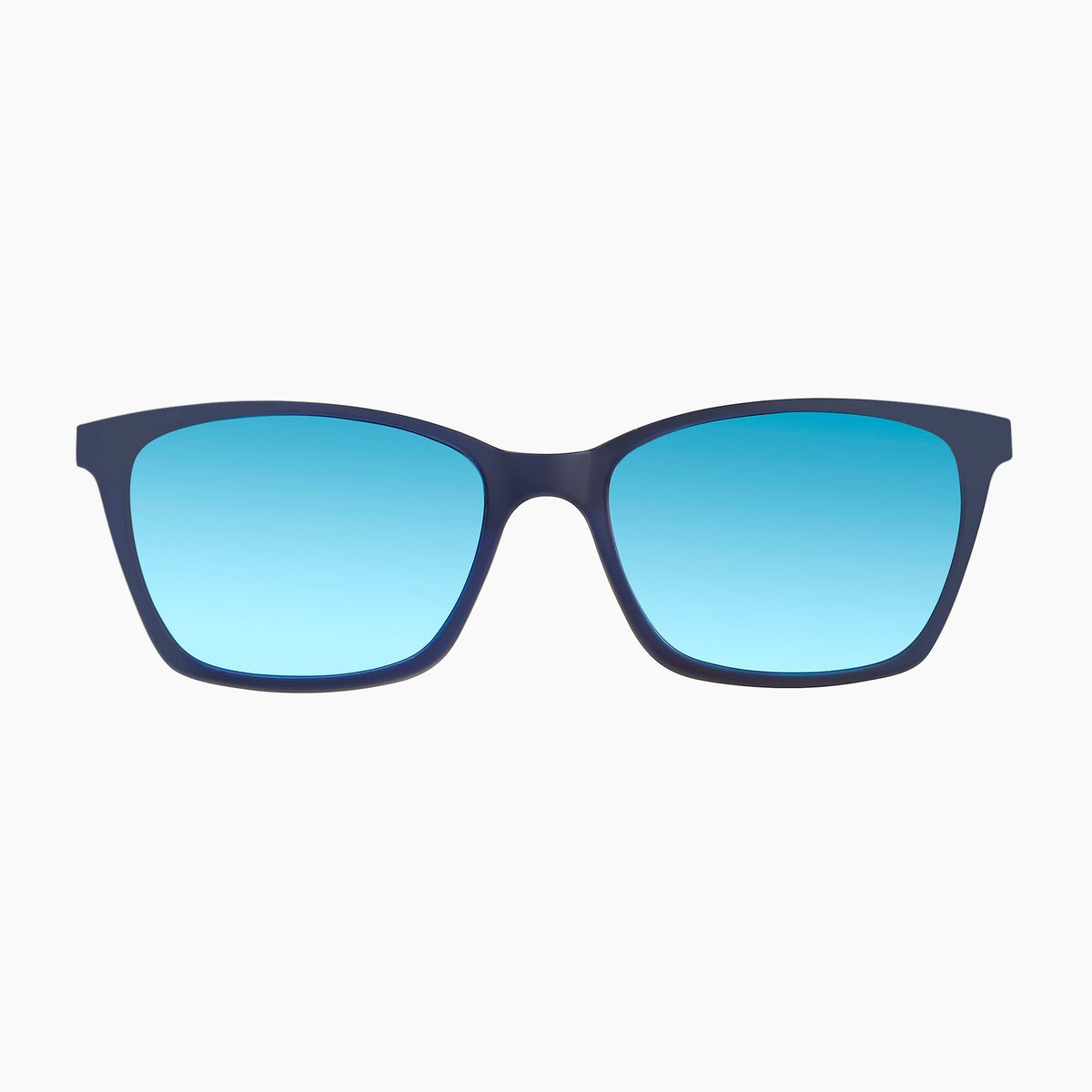 Light Blue / Turquoise mirror lens