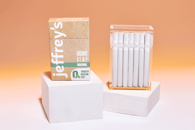 6 Reasons to Buy Your Hemp Cigarettes from Jeffrey's Hemp