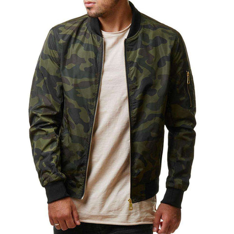 Force Bomber Jacket