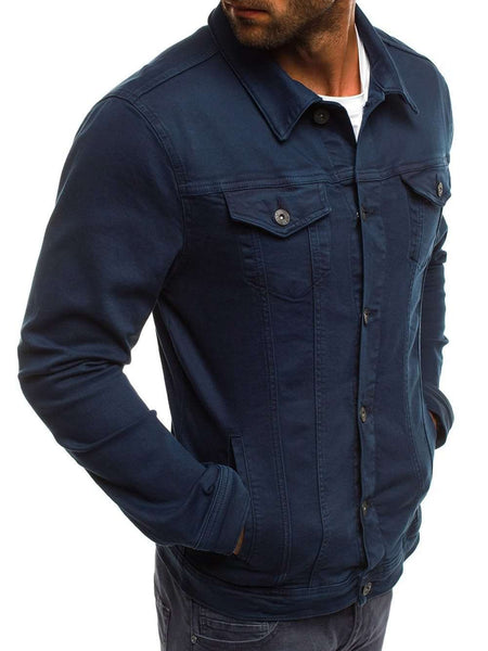 Heroic Denim Jacket