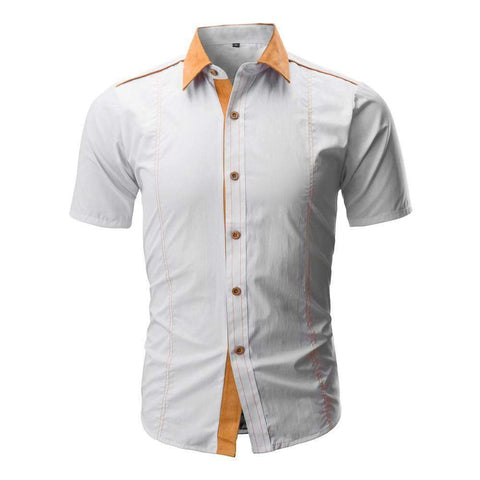 Vice Summer Dress Shirt
