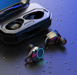 The Strongest Touch Control True Wireless Earbuds