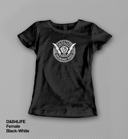 D&B4LIFE - T shirt<br>(Female)