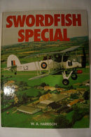 WW2 British Royal Navy Air Service Swordfish Special Reference Book