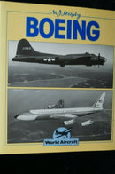 US USAAF USAF Aviation  Boeing World Aircraft Reference Book