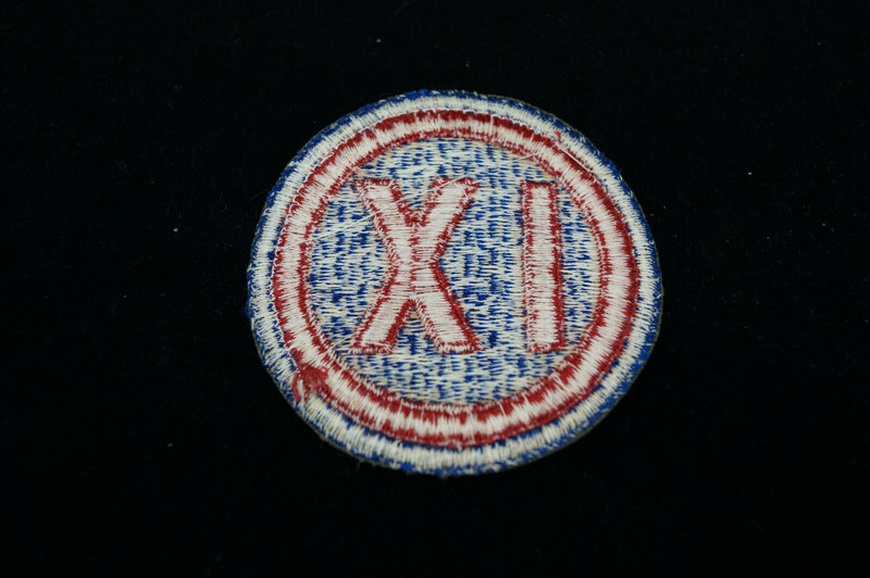 WW2 US Army SSI Patch 9th Corps Patch
