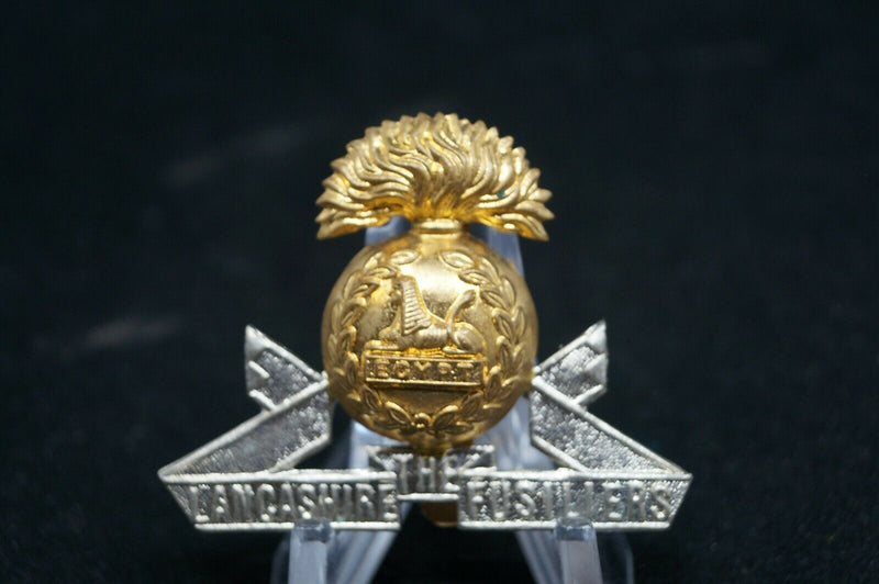British Armed Forces The Lancashire Fusiliers Cap Badge
