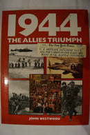 WW2 US British German 1944 Allies Triumph D-Day Reference Book