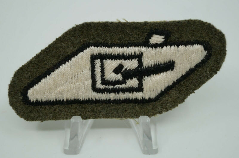 WW2 Canadian British Armoured Corps Tank Patch Insignia 2